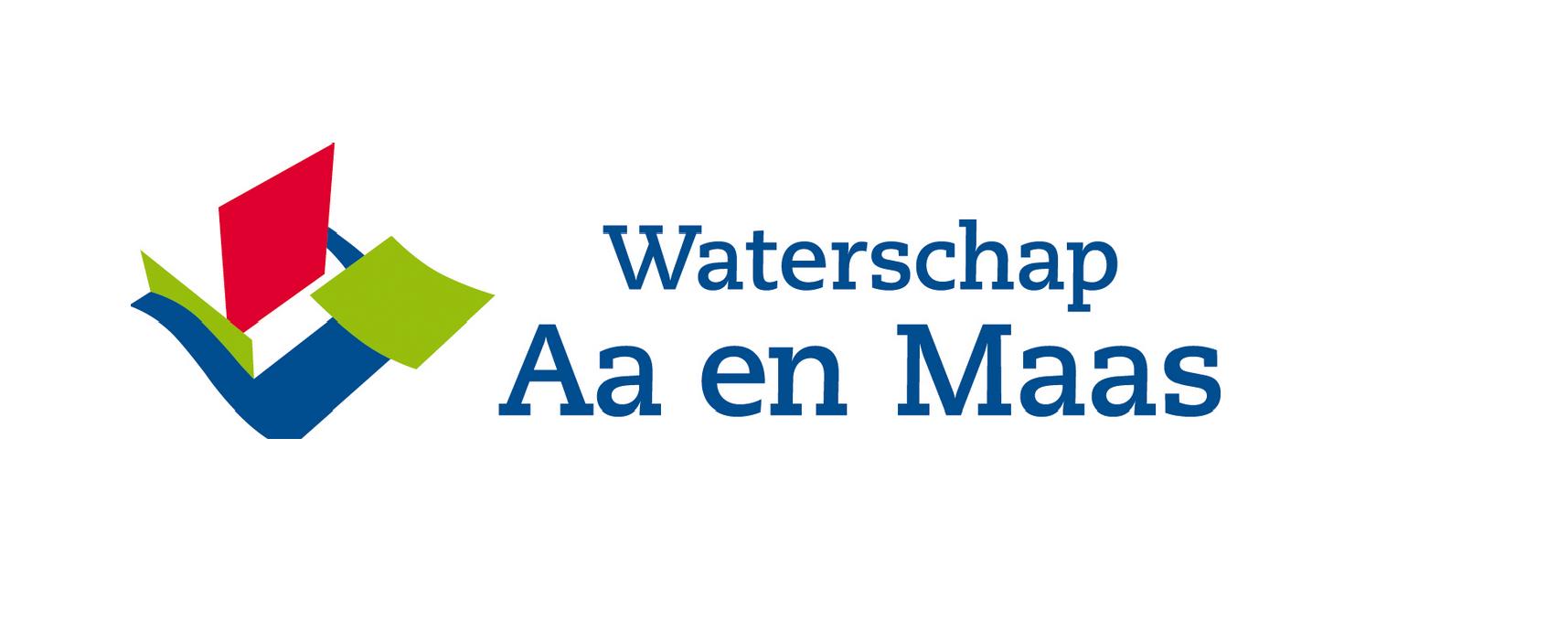 Logo Waterschap Aa en Maas