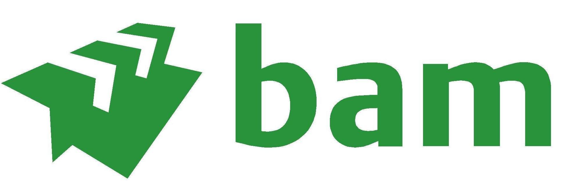 Logo BAM Groep N.V., Koninklijke