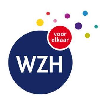Logo WoonZorgcentra Haaglanden (WZH)